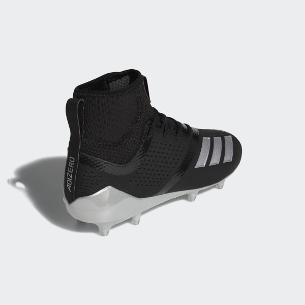 b67b360c59 adidas Adizero 5-Star 7.0 Lax Mid Cleats - Black | adidas US
