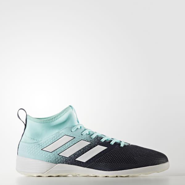 556321b9a ACE Tango 17.3 Indoor Boots Energy Aqua Footwear White Legend Ink CG3709