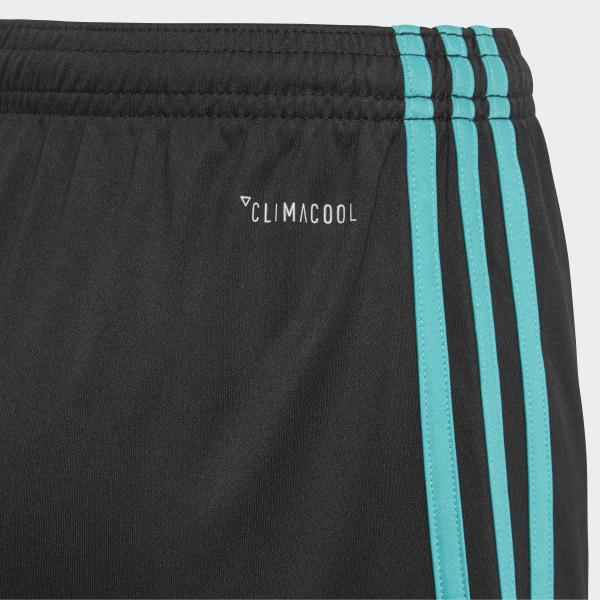 1e32da89b Real Madrid Away Shorts Black   Aero Reef B31119