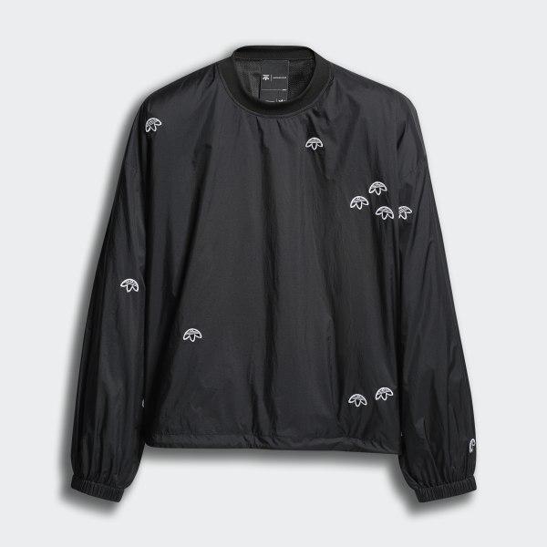 01fc38b3 adidas Originals by AW Sweatshirt - Black | adidas US