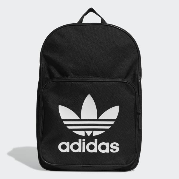 a16218ae315 adidas Trefoil Backpack - Black | adidas UK