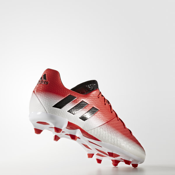 huge selection of 6276d f82fd adidas Messi 16.2 Firm Ground Cleats - Red | adidas US