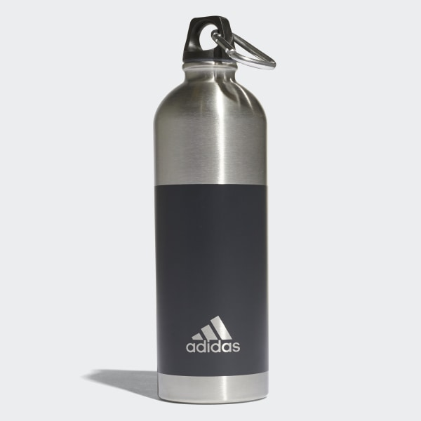 5ea3df5c adidas Steel Water Bottle 750 ML - Grey   adidas UK