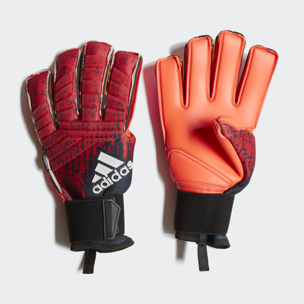 941bcf7cc8f Predator Pro Fingersave Gloves Active Red / Black / Solar Red DN8589