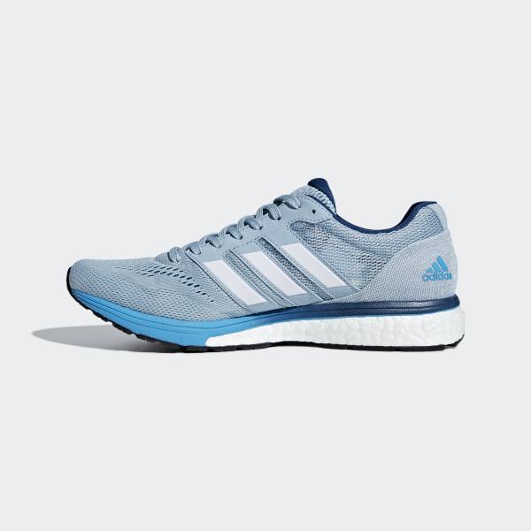 Chaussure adizero Boston 7 Bleu adidas | adidas France