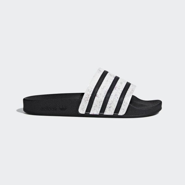 meet 77f99 88afc adidas Adilette Slides - Black   adidas Canada