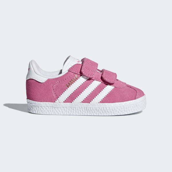 official photos 93fbc 28dc5 Gazelle CF Shoes Semi Solar Pink   Cloud White   Semi Solar Pink B41553