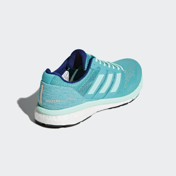 821cca13741 adidas Adizero Boston 7 Shoes - Turquoise | adidas Australia