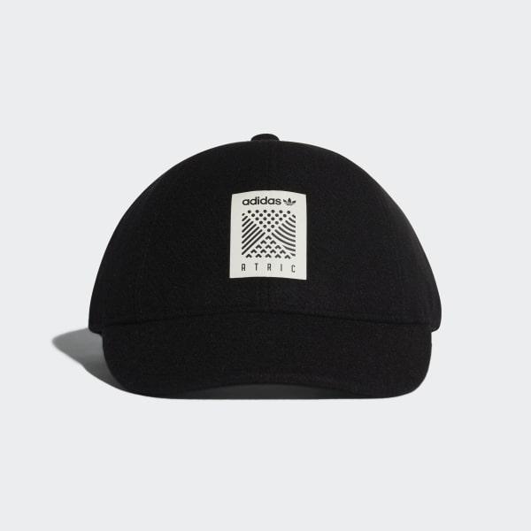 b5d59e9b59787 adidas Atric Baseball Cap - Black