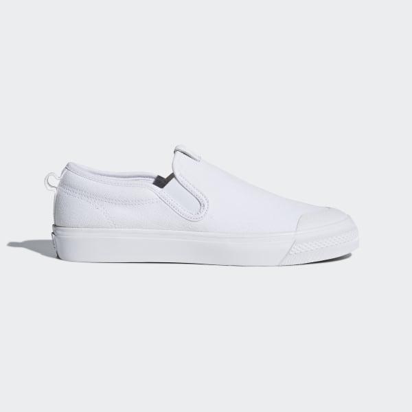 247f1bb11 Кроссовки-слипоны Nizza ftwr white / ftwr white / ftwr white CQ3103
