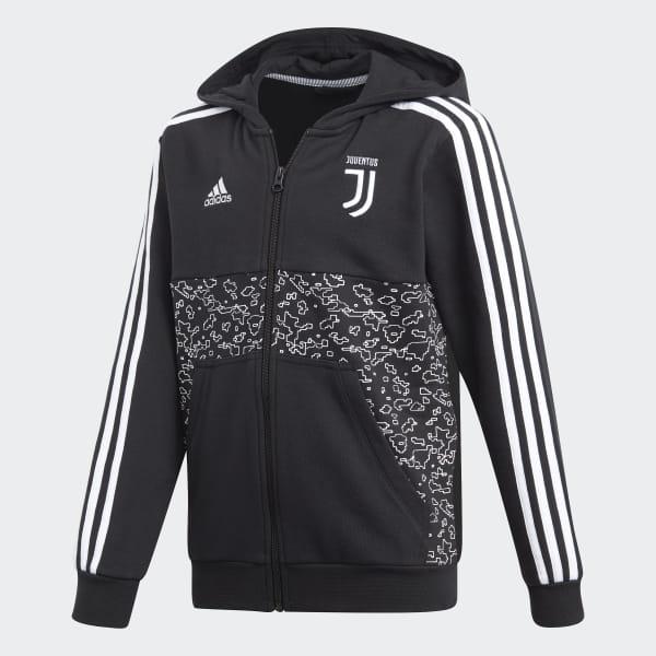 26496f6b7 adidas Juventus Hoodie - Black   adidas Canada