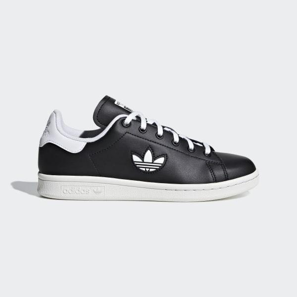 super populaire ff6ac 16e48 adidas Stan Smith Shoes - Black | adidas UK