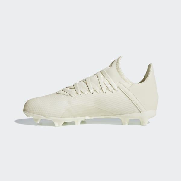 Scarpe da calcio X 18.3 Firm Ground Beige adidas | adidas Italia