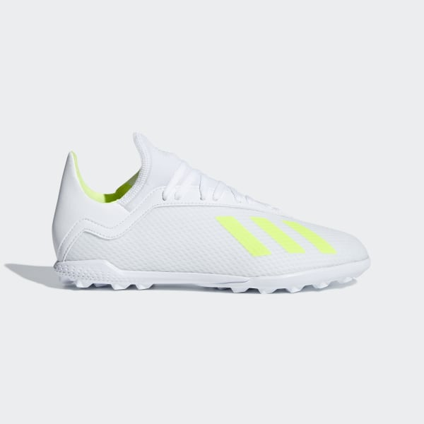 separation shoes 04817 28c4d adidas X Tango 18.3 Turf Boots - White | adidas Ireland