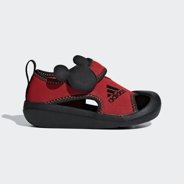 8f10c2335c5e AltaVenture Mickey Shoes Core Black / Active Red / Core Black D96909