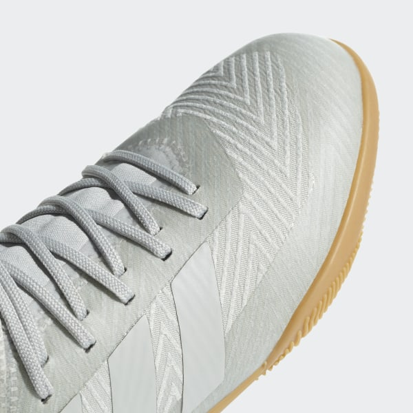 42c48258d Nemeziz Tango 18.3 Indoor Boots Ash Silver   Ash Silver   White Tint DB2372