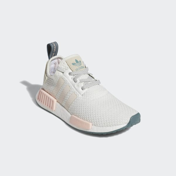 new concept 7d0aa 95bc8 adidas NMD_R1 Shoes - White | adidas US