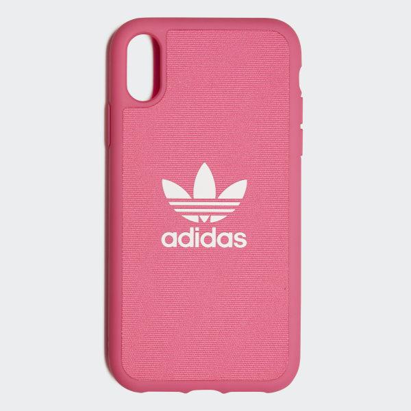 17334d0f005 Funda iPhone XR Moulded 6,1 pulgadas - Rosa adidas | adidas España