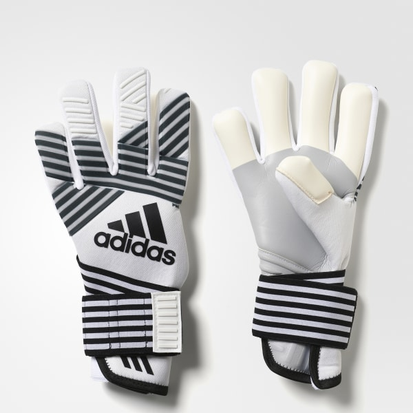buy online 564ba 73319 adidas ACE Trans Pro Gloves - Grey | adidas US