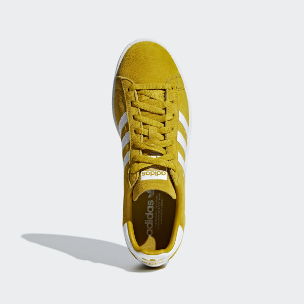 Zapatillas Campus Amarillo adidas   adidas Chile