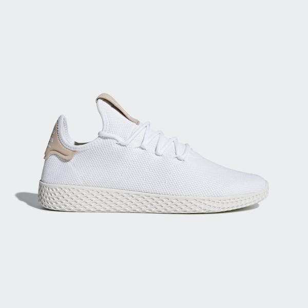 Adidas Pharrell Williams Tennis Hu Schoenen beige Ftwr Wit