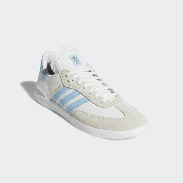 reputable site 1c08a 50708 Samba ADV Shoes Crystal White   Clear Blue   Cloud White B22738