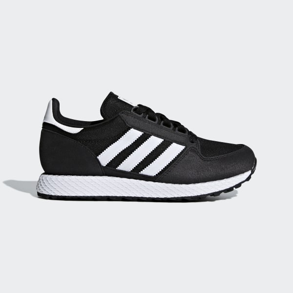 adidas Forest Grove Shoes Black   adidas Ireland