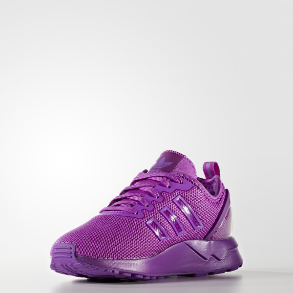 big sale 72e82 b4d86 adidas ZX Flux ADV Shoes - Purple | adidas New Zealand