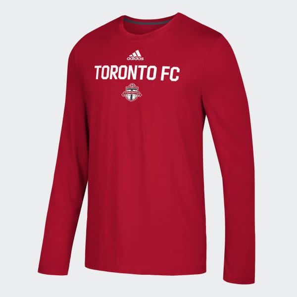 adidas Toronto FC Locker Stacked Tee - Multicolor | adidas Canada