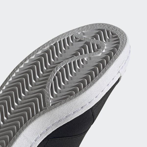 Adidas Superstar Slip On Shoes Black Adidas Us