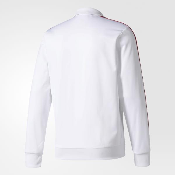 9559b2d99a adidas AC Milan 3-Stripes Track Jacket - White | adidas US