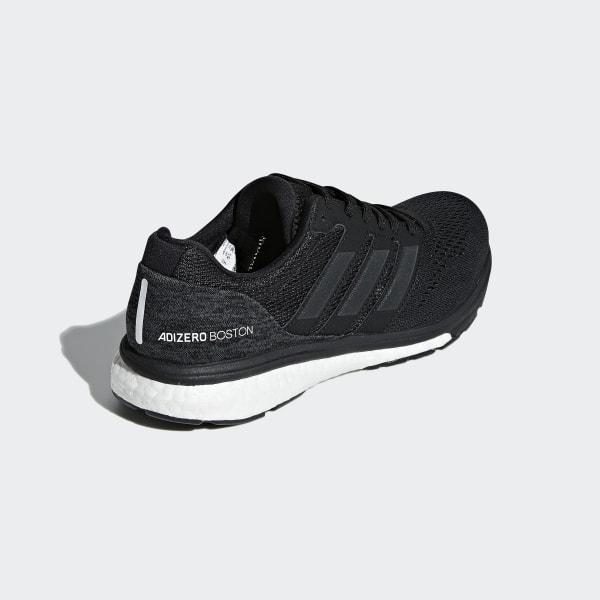 adidas AdiZero Boston 8 Runningschuhe Core Black Ftwr White Grey Six | 7,5 (UK)