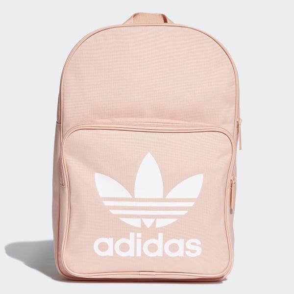 5ed87d31b07 adidas Classic Trefoil Rugzak - roze   adidas Officiële Shop