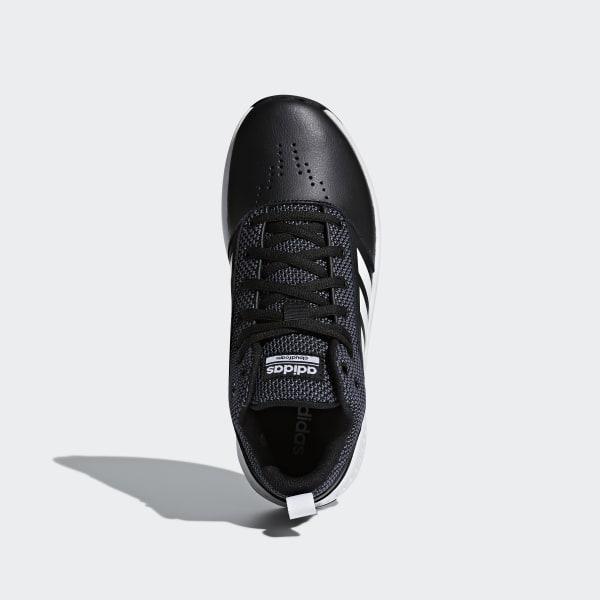 cefe09772eb4 Cloudfoam Ilation Mid 2.0 Shoes Core Black   Cloud White   Grey DA9847