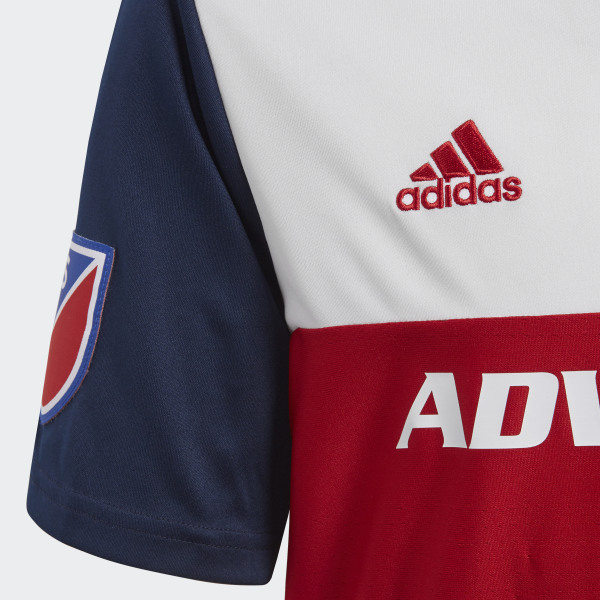 on sale 5d9a2 cbc86 adidas FC Dallas Home Jersey - Red | adidas US