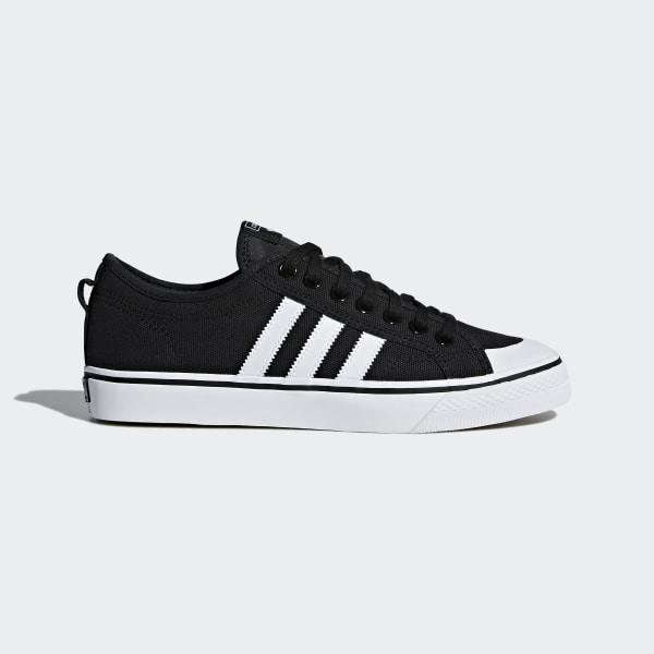 adidas Nizza Shoes Black | adidas US