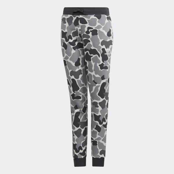 f82cff09183cf adidas Camo Trefoil Pants - Multicolour | adidas Finland