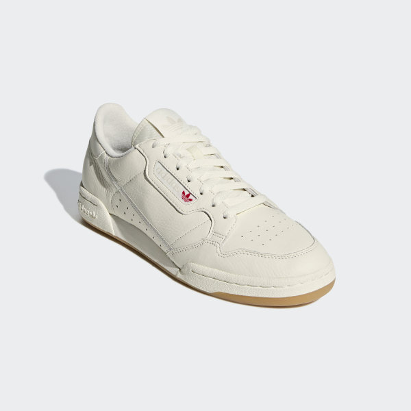Continental 80 Trainers Off WhiteRaw Gum