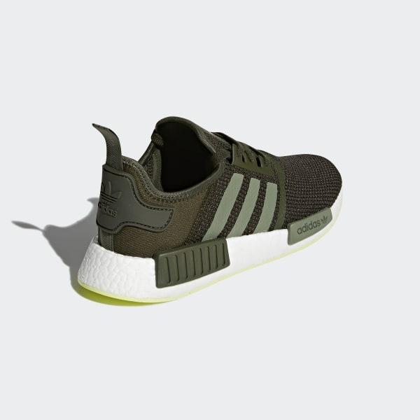 new arrival dd025 89002 adidas NMD_R1 Shoes - Green | adidas Australia