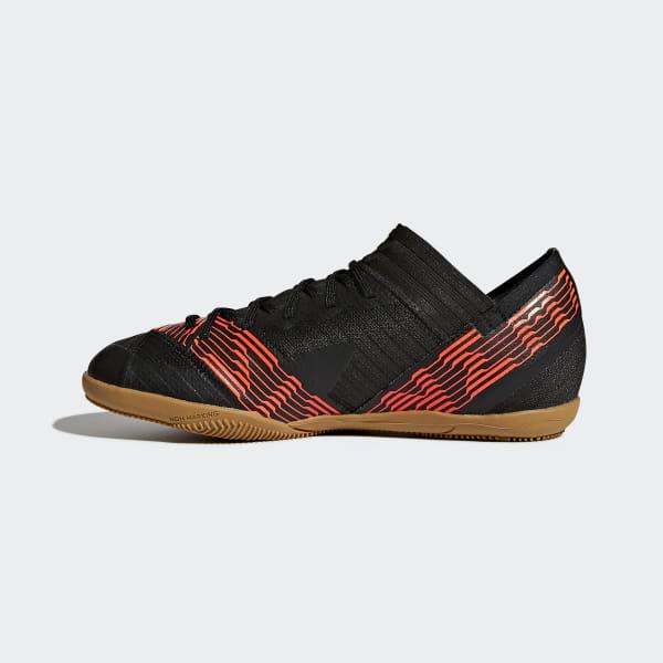 1b982735f8a Nemeziz Tango 17.3 Indoor Boots Core Black Core Black Tactile Gold Met.  CP9182
