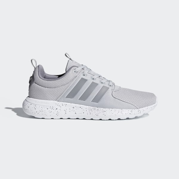 adidas Cloudfoam Lite Racer Shoes Grey | adidas US
