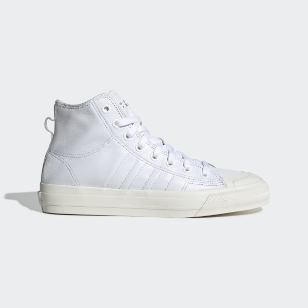 regard détaillé e6ef8 500ff adidas Nizza RF Hi Shoes - White | adidas US