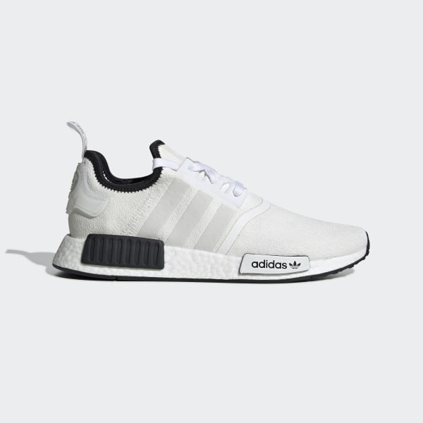 the latest 79ca5 aa52e adidas NMD_R1 Shoes - White | adidas New Zealand