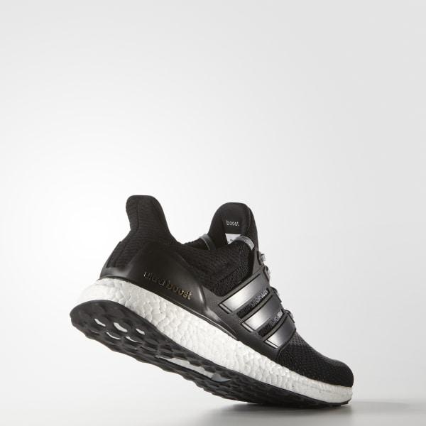 size 40 846d8 6a502 Ultra Boost Shoes Core Black   Core Black   Solid Grey AQ4004