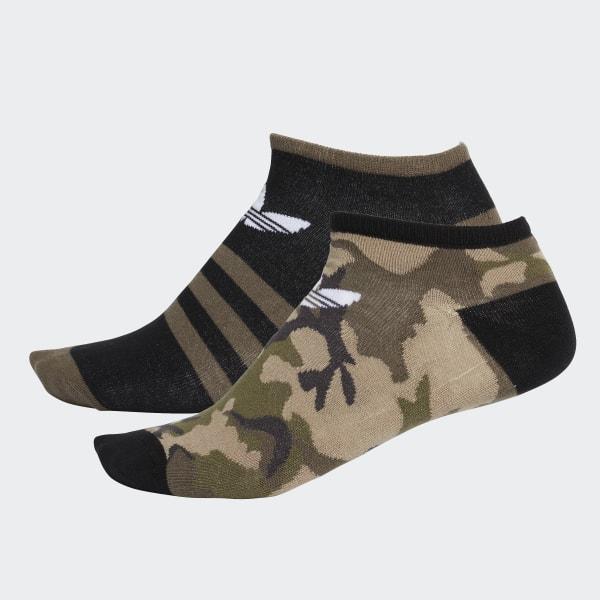 0f1bc087595 adidas Camouflage Liner Sokker, 2 par - Flerfarget | adidas Norway