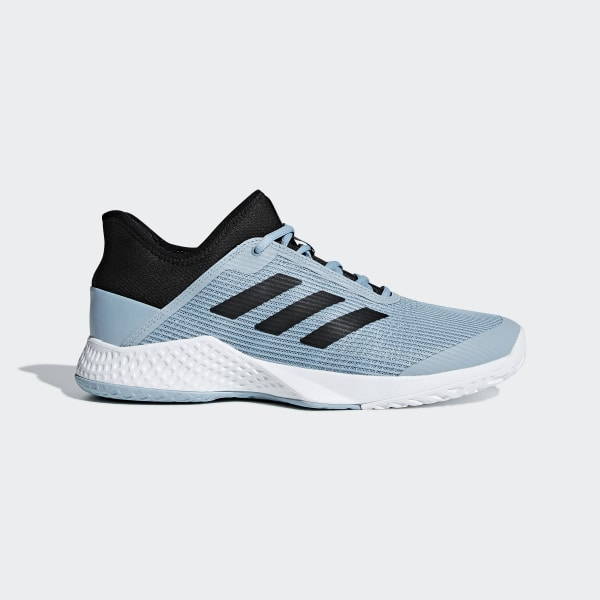 2a4c449e Zapatilla Adizero Club Ash Grey / Core Black / Core Black CG6343