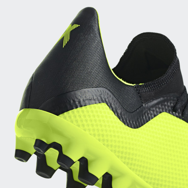 ae5852bf4 X 18.3 Artificial Grass Boots Solar Yellow / Core Black / Cloud White AQ0707