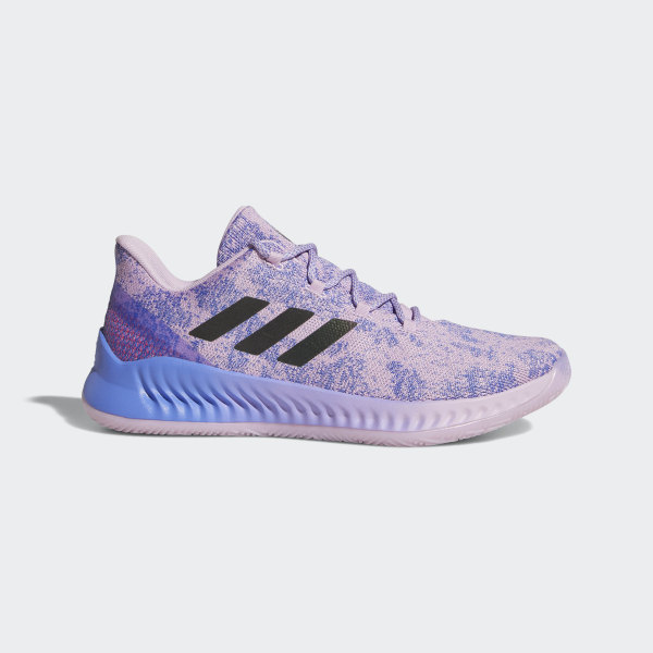 40f12fb458b9 Harden B E X Shoes Clear Lilac   Real Lilac   Real Magenta CG5983