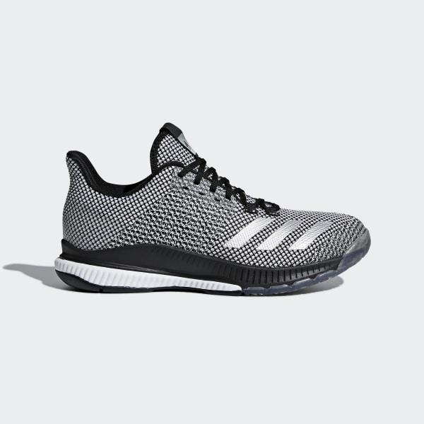 046bcf810 Crazyflight Bounce 2.0 Shoes Core Black / Silver Metallic / Cloud White  CP8892
