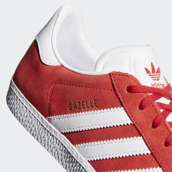 adidas gazelle scarlet